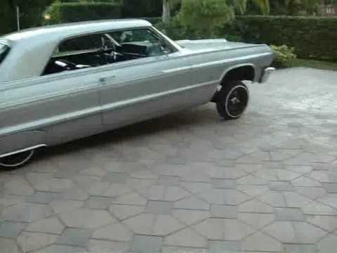 1964 Impala SS Lowrider For Sale Video