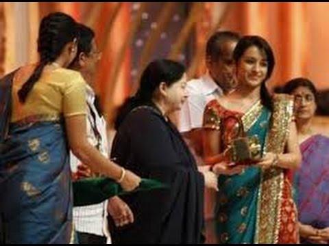 Trisha to Join AIADMK? | Hot Tamil Cinema News