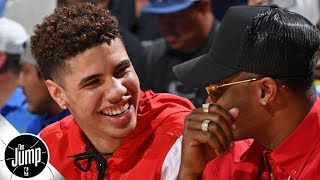 LaMelo Ball will have NBA scouts traveling across the globe to see him - Jonathan Givony | The Jump