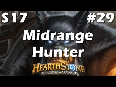 Heartsthone: TGT Midrange Hunter - Post Commentary Games [Season 17 Constructed #29]