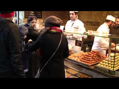 Istanbul Travelogue, Part 2: The Spice Market (Video #37)