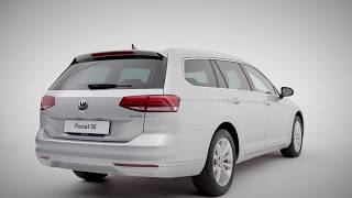 A closer look at the Volkswagen Passat SE