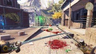 Shadow Warrior 2 Explosions
