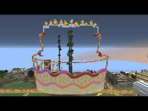 Jaffa Cake Pixel Art : Cake Minecraft Pixel Art images