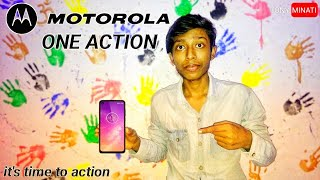 Motorola one action review and specification