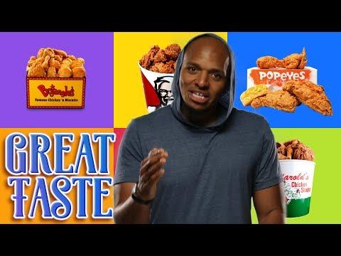 The Best Fried Chicken | Great Taste