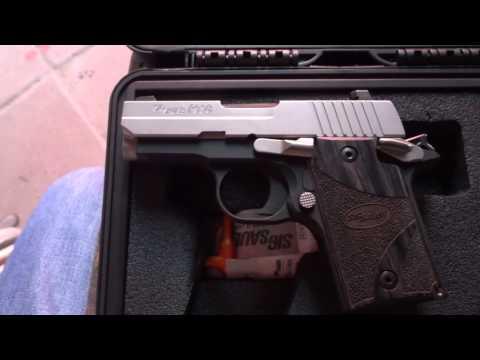 Sig Sauer P938 Quick Review (2013)