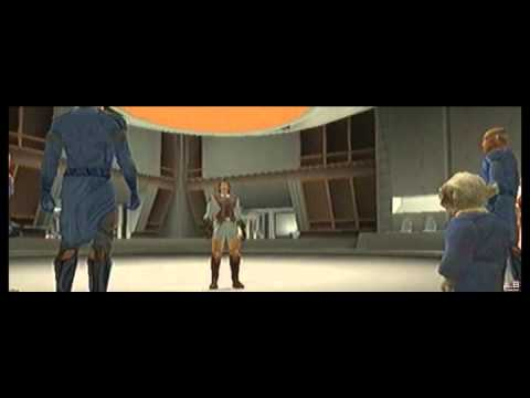 Star Wars: Knights of the Old Republic The Movie - Part 7