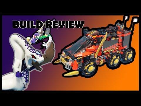 2015 Ninjago Lego 70750 Ninja DB X Titanium Ninjago Build Review _ 레고 닌자고 2015 티타늄 닌자고 닌자 모바일 베이스