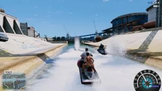 GTA 5 Story #14 - Nhiệm vụ chặn đường cướp xe chở tiền | ND Gaming