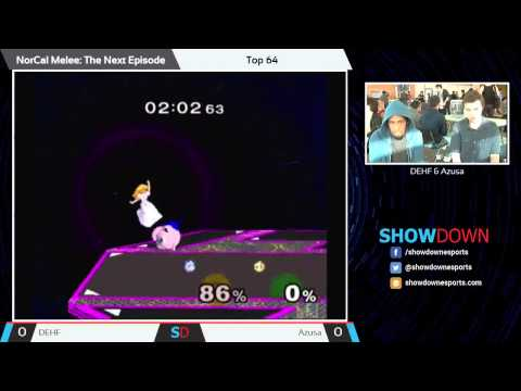 The Next Episode: DEHF(Puff/Falco) vs Azusa(Peach)