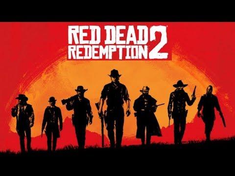 Red Dead Redemption 2 - Тихо Посидели