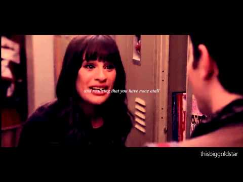Rachel Berry | i lied, i'm not okay