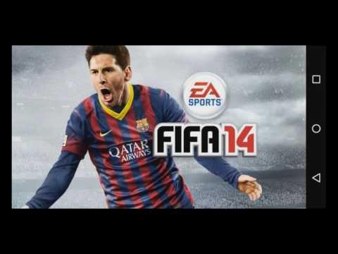 DESCARGA FIFA 14 TODO DESBLOQUEADO PARA ANDROID 1 LINK