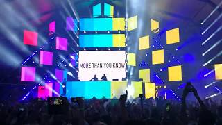 Axwell Ingrosso More Than You Know closing set Nameless
