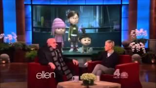Gru on Ellen