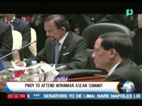 NewsLife: President Aquino to attend Myanmar ASEAN Summit || May 7, 2014