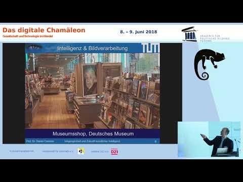 Daniel Cremers: Vergangenheit und Zukunft künstlicher Intelligenz
