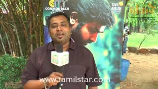 Praveen K  L  At Rekka Movie Press Meet