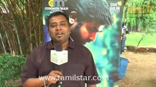 Praveen K  L  At Rekka Movie Press Meet