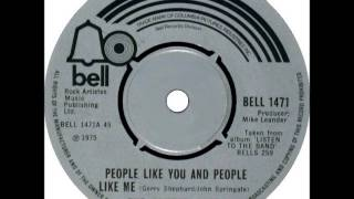 Watch Glitter Band People Like You And People Like Me video