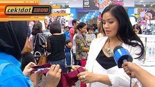 Cekidot Show: Titi Kamal Hamil Tua Masih Sibuk Shopping