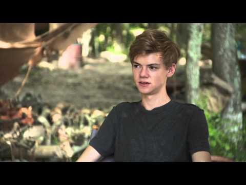 A Look Inside... The Maze Runner (HD), Dylan O'Brien, Will Poulter