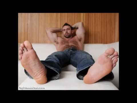Men Bare Feet video
