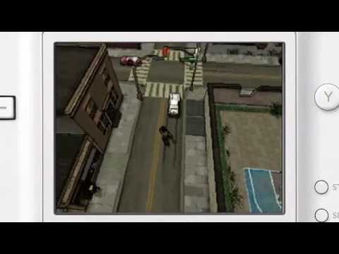 GTA Chinatown Wars PSP vs. DS Comparison