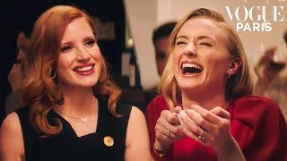 Sophie Turner and Jessica Chastain have dinner together | Vogue Paris
