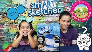 smART sketcher Projector | Learn to Draw