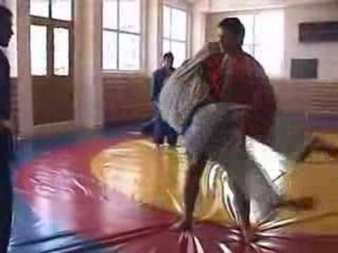 Training Sambo in Russia - Video Journal part 2/4 Image 1