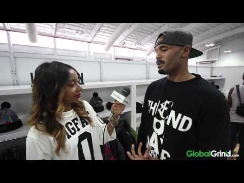 Entree Lifestyle & Frost Originals Talk Streetwear Trends & Upcoming Collections At Agenda NYC 2014