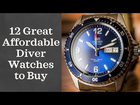 Best Diver Watches Under $300 | Best Diver Watches (2018)