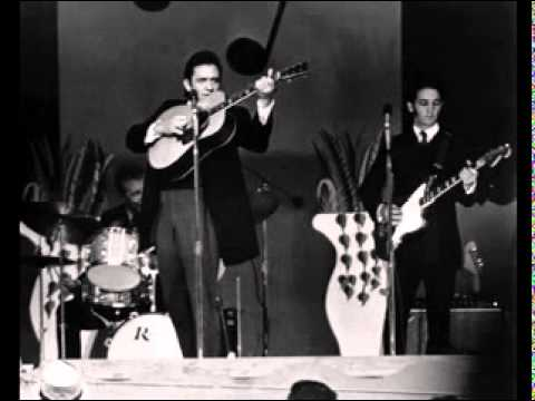 Johnny Cash - The Ballad Of Boot Hill