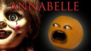 Annoying Orange - ANNABELLE TRAILER Trashed!!!