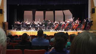 Foxboro High School Symphony Orchestra - Gold Medal MICCA Performance 4/5/19