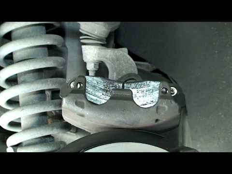 2003 Ford Expedition front brake & Rotor Replacement