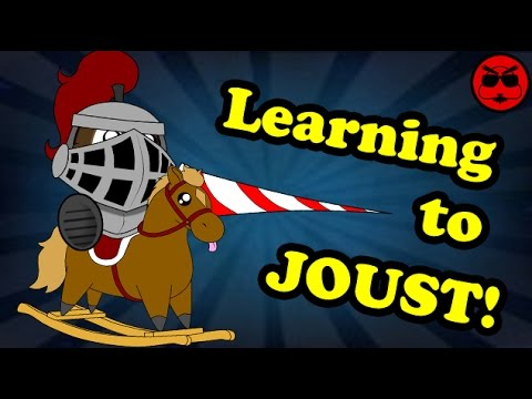 Jousting like a Rival Knight - Culture Shock