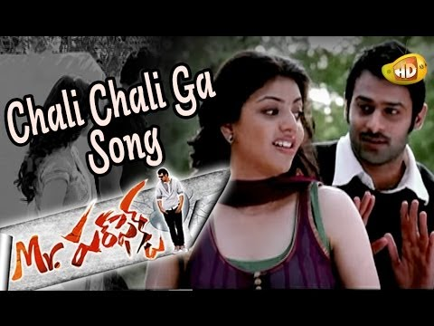 Mr.Perfect Songs - Chali Chali Ga Song  - Mirchi Prabhas Kajal Taapsee shreya Ghoshal
