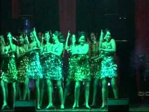 SOUTH AFRICA'S TALENT AT THE BOLLYWOOD EXPLOSION CONCERT