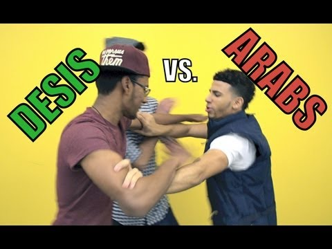 ARABS vs. DESIS