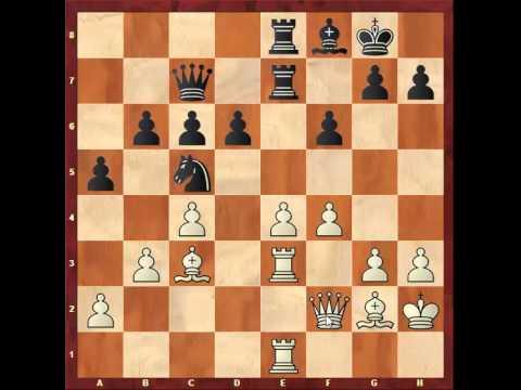 Chess: Susan Polgar 2495 - Ljubomir Ljubojevic 2620, Old Indian Defence http://sunday.b1u.org