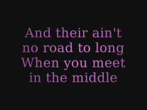 meet in the middle country song lyrics