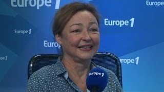Catherine Frot raconte sa méthode pour chanter faux