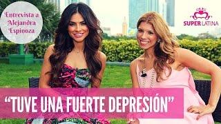 Entrevista con Alejandra Espinoza, 1 de 3 / SuperLatina - Gaby Natale