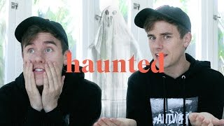 my new house is HAUNTED