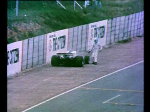 Tom Pryce F1 Fatal Crash F1 1977 Kyalami HD HQ New Footage ...