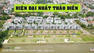 Choáng với biệt thự Holm Residences Villa Thảo Điền, Quận 2 - Land Go Fly ✔