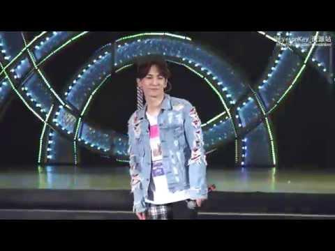 [EyesonKey] 151025 SHINee SWC4 In Shanghai Lucky Star Key Focus